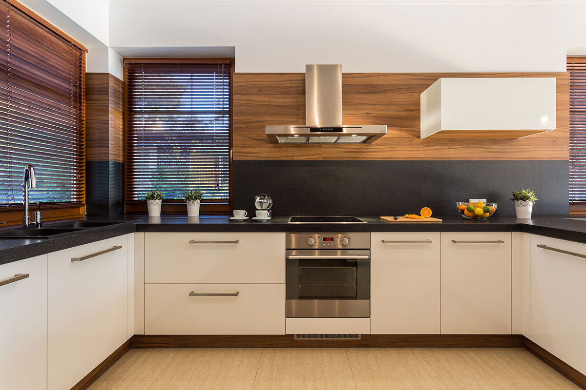 kitchen renovation, U-Shaped Kitchen