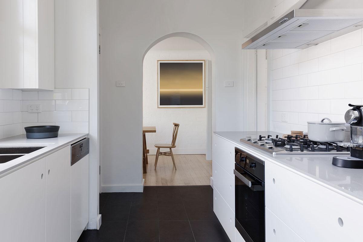 kitchen cabinet design - Galley Kitchen