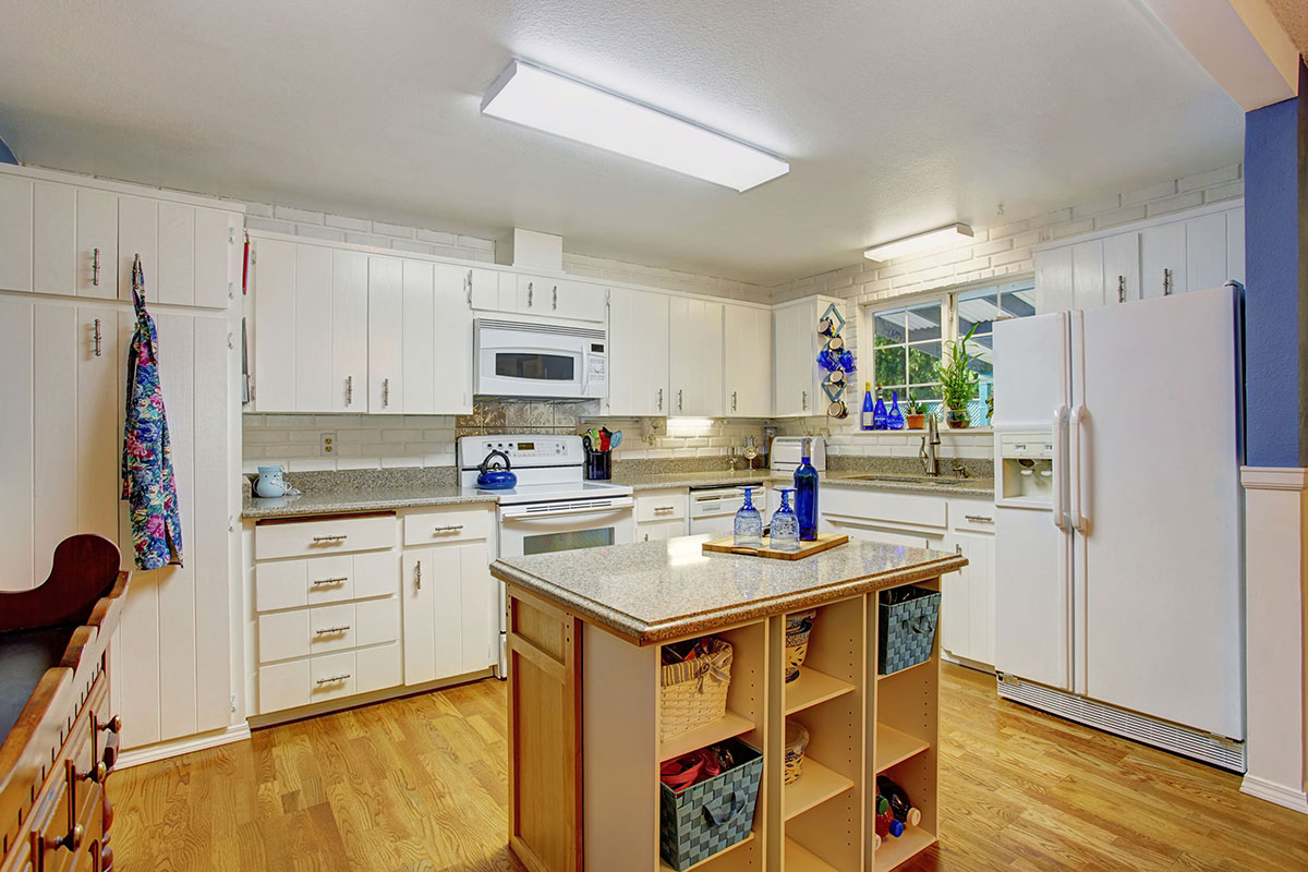 Beyond The Rectangle 11 Cool Kitchen Island Ideas